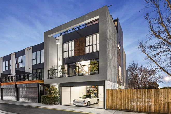 Picture of 36 Kitchen Road, PORT MELBOURNE VIC 3207
