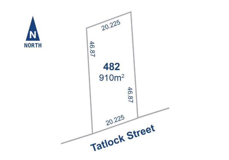 Lot 482 Tatlock Street, Horsham VIC 3400, Image 0