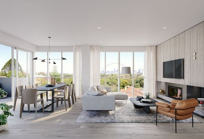 Picture of 302/538 Burwood Road, Hawthorn