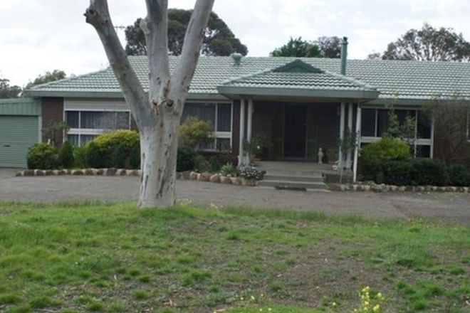 Picture of 1050 Merriang Road, WOODSTOCK VIC 3751