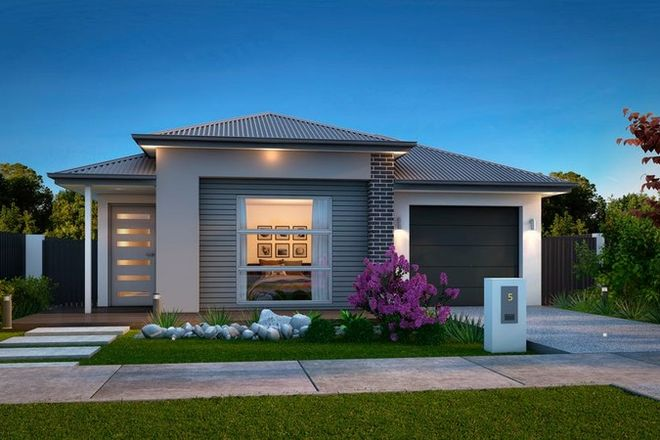 Picture of 16 Parsonia Drive, Bluewattle, RASMUSSEN QLD 4815