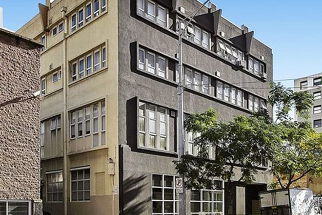Picture of 25/117-121 Bouverie St, CARLTON VIC 3053