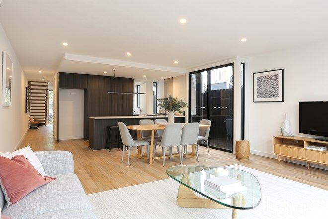 Picture of 1/29D Newcastle Street, YARRAVILLE VIC 3013