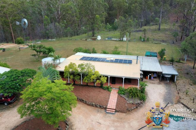 Picture of 15 Long Gully Road, SUMMERHOLM QLD 4341