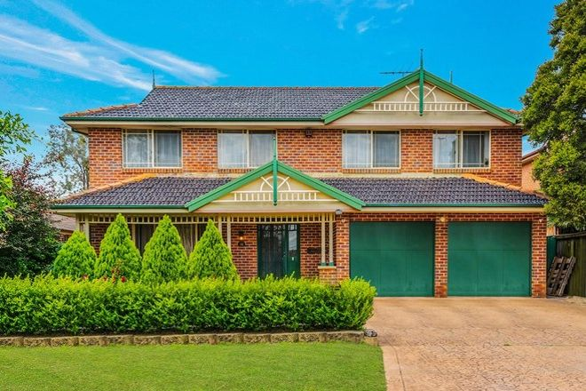 Picture of 38 Stockade Place, WOODCROFT NSW 2767