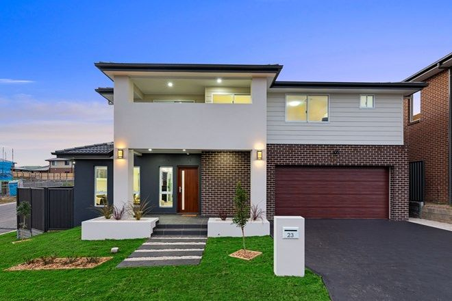 Picture of Lot 1, 23 Andromeda Parkway, BOX HILL NSW 2765