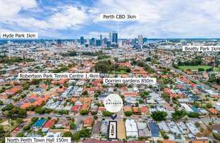 Picture of 42 View Street, North Perth WA 6006
