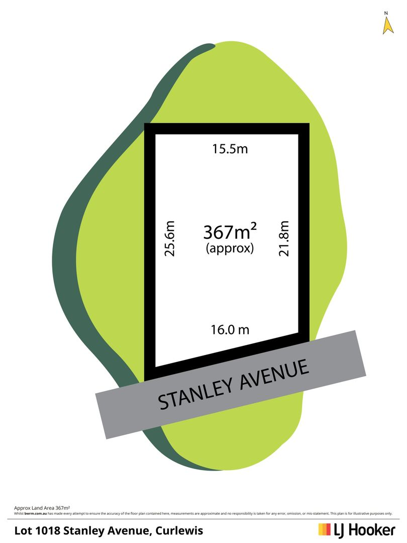 37- Lot 1018 Stanley Avenue, Curlewis VIC 3222, Image 0