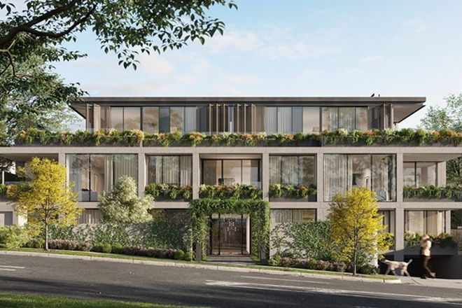 Picture of 105/890 Toorak Road, CAMBERWELL VIC 3124