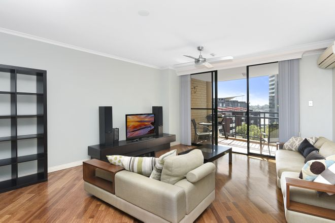 Picture of 114/120 Saunders  Street, PYRMONT NSW 2009