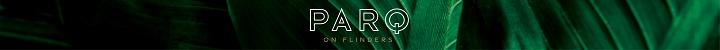 Branding for PARQ on Flinders