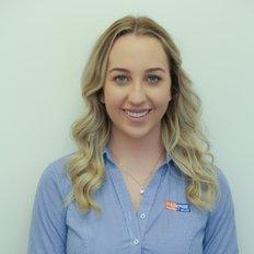 Jade Stevenson, Sales representative