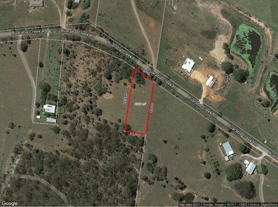 Lot 3 Buaraba Creek Road, Buaraba QLD 4311, Image 0