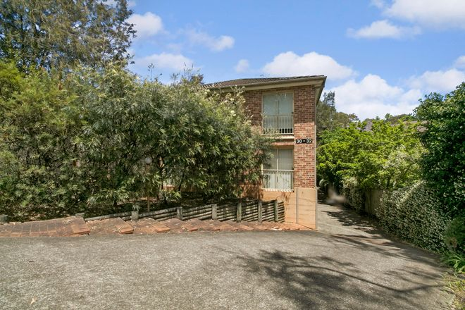 5/30-32 Epping  Road, LANE COVE NSW 2066