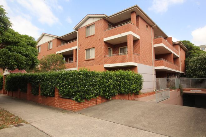 Picture of 16/50-54 Forsyth Street, KINGSFORD NSW 2032