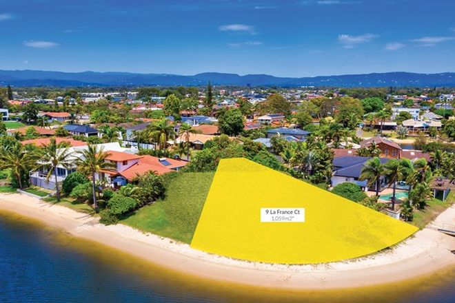 Picture of La France Court, MERMAID WATERS QLD 4218