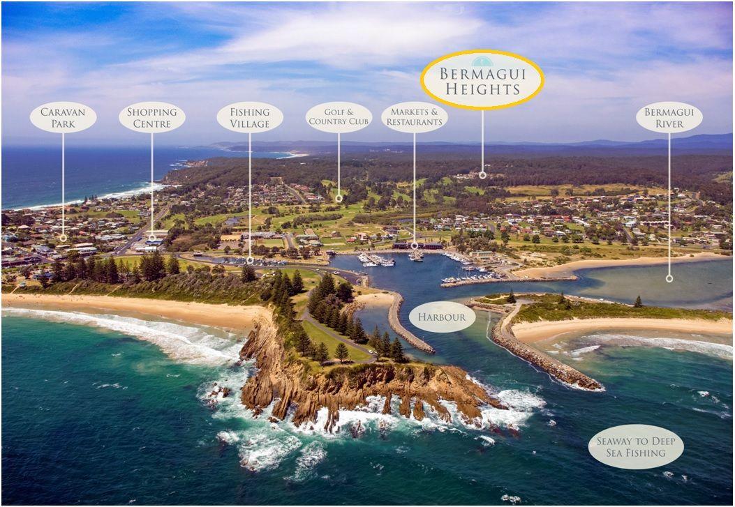 Corner Ocean View Drive & Nutleys Creek Road, Bermagui NSW 2546, Image 0