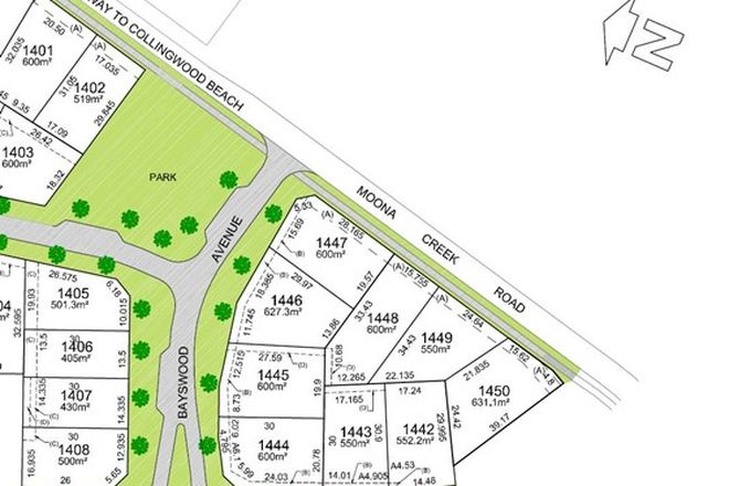 Picture of Lot 1445 Bayswood Avenue, VINCENTIA NSW 2540