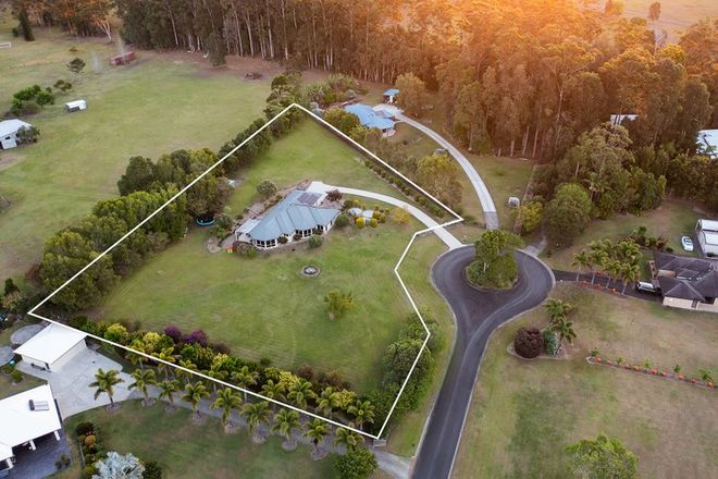 Picture of 11 Woollahra Court, POMONA QLD 4568