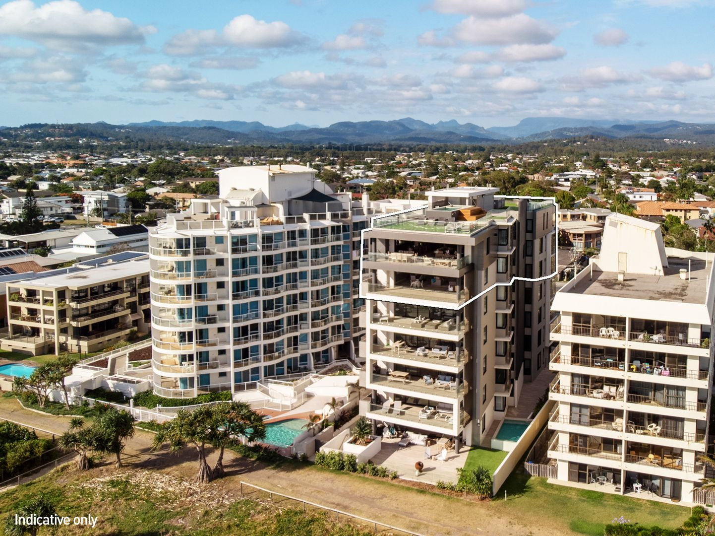 Penthouse - Temple - Gold Coast Highway, Palm Beach QLD 4221, Image 0