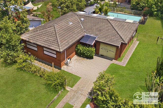 Picture of 170 Windsor Road, WINSTON HILLS NSW 2153