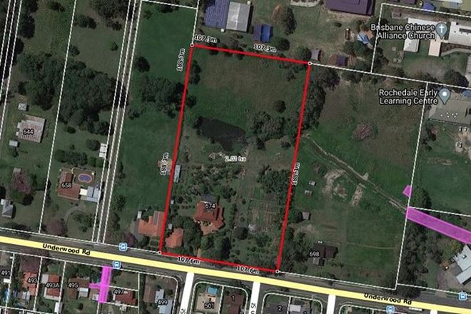 Picture of ROCHEDALE QLD 4123