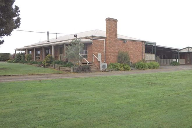 Picture of 160 Atkinsons Road, MAGPIE VIC 3352