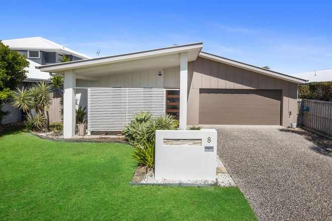 Picture of 8 Breakers Place, MOUNT COOLUM QLD 4573