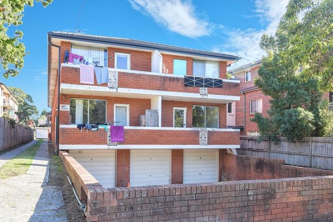 Picture of 9/7 Hornsey Road, HOMEBUSH WEST NSW 2140