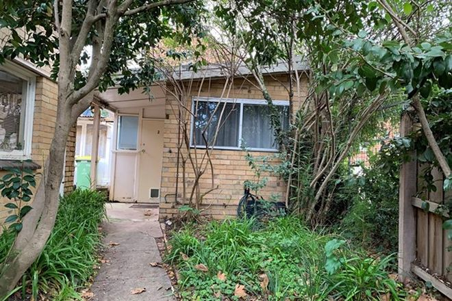 Picture of 2/115 Waterdale Road, IVANHOE VIC 3079