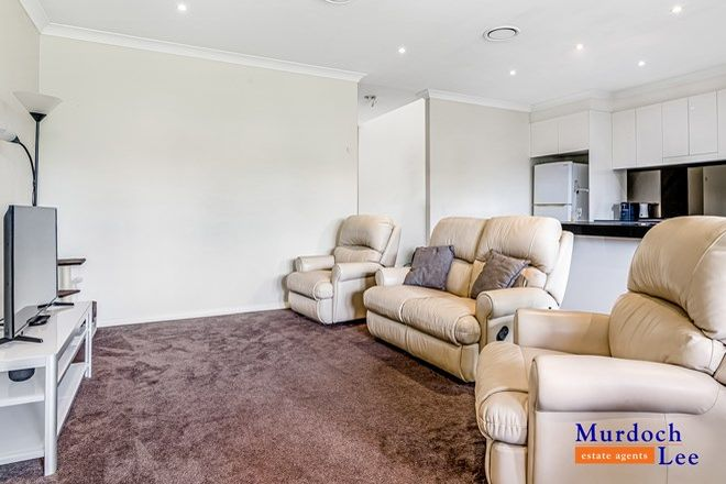 Picture of 93 Grace Crescent, KELLYVILLE NSW 2155