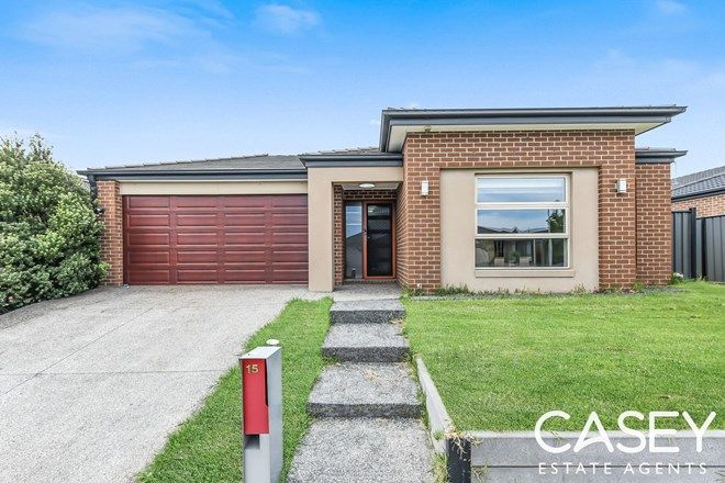 Picture of 15 Connewara Crescent, CLYDE NORTH VIC 3978