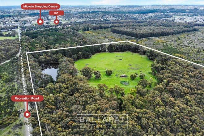 Picture of 113 Recreation Road, MOUNT CLEAR VIC 3350