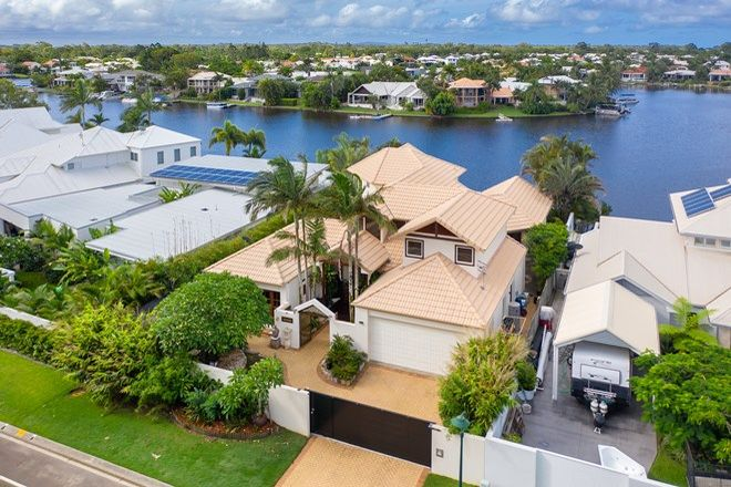 Picture of 49 Shorehaven Drive, NOOSA WATERS QLD 4566