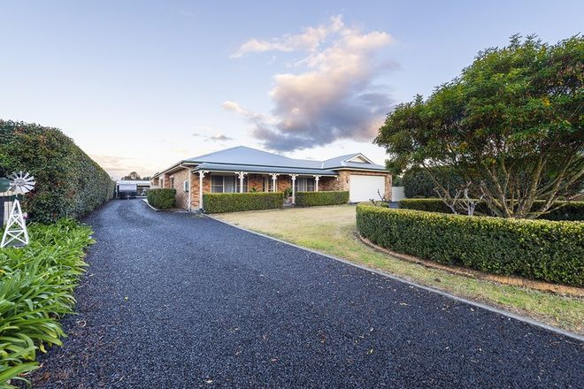 Picture of 3 Gunsynd Close, SCONE NSW 2337