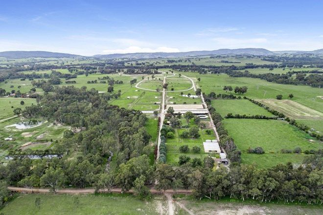Picture of 140 Hall Lane, WHITEHEADS CREEK VIC 3660