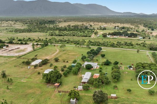 Picture of 81 Old Flinders Highway, WOODSTOCK QLD 4816