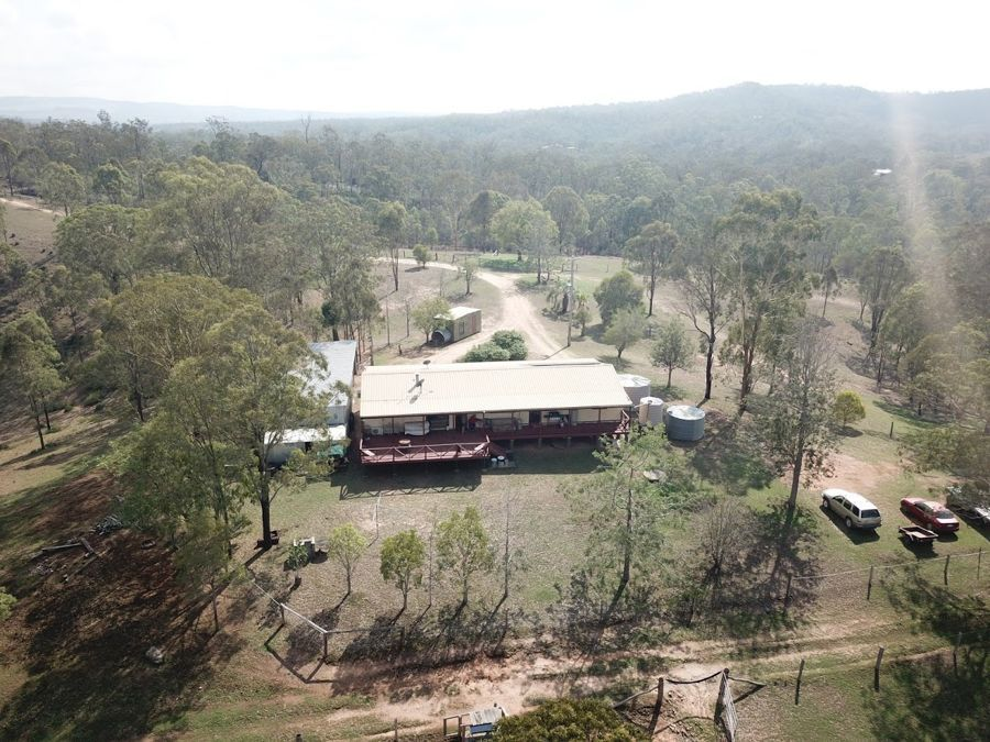 Lot 1 1062 Cooyar-Mt Binga Road, Cooyar QLD 4402, Image 2