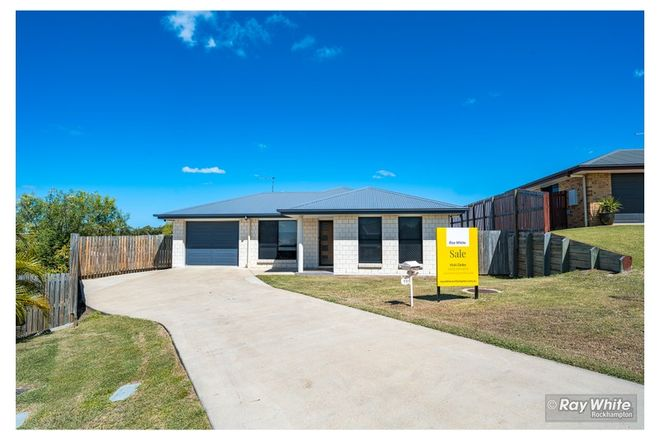 Picture of 11 Jardine Court, GRACEMERE QLD 4702