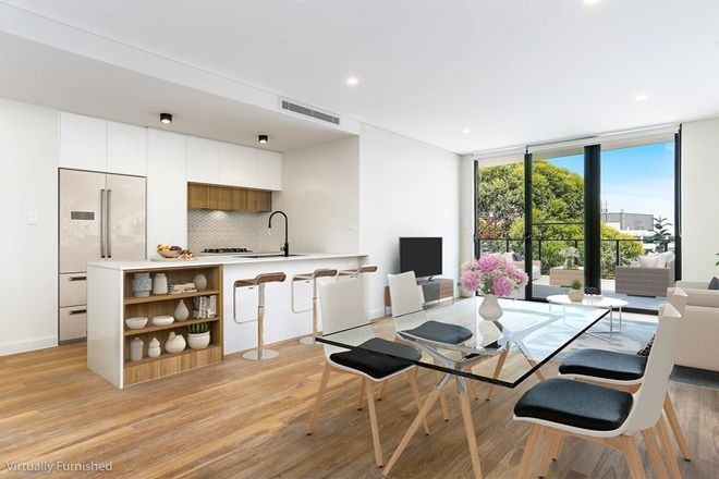 Picture of 603/2 Murrell Street, ASHFIELD NSW 2131