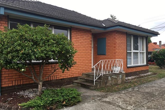 Picture of 1/207 Grange Road, GLEN HUNTLY VIC 3163