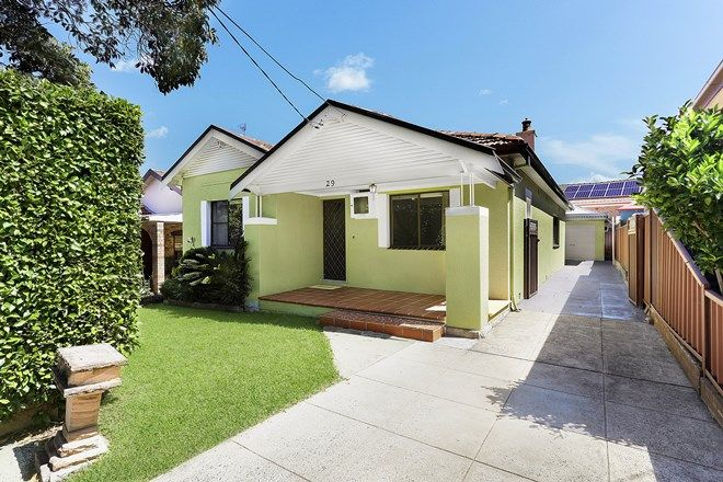 Picture of 29 Shaw Avenue, EARLWOOD NSW 2206