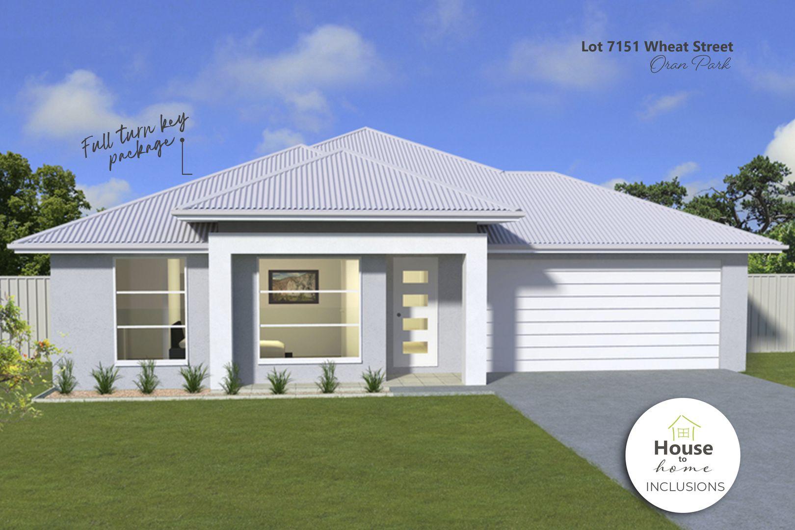 Lot 7151 Wheat Street, Oran Park NSW 2570, Image 0