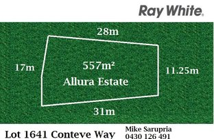Picture of Lot 1641 Conteve Way, Truganina VIC 3029