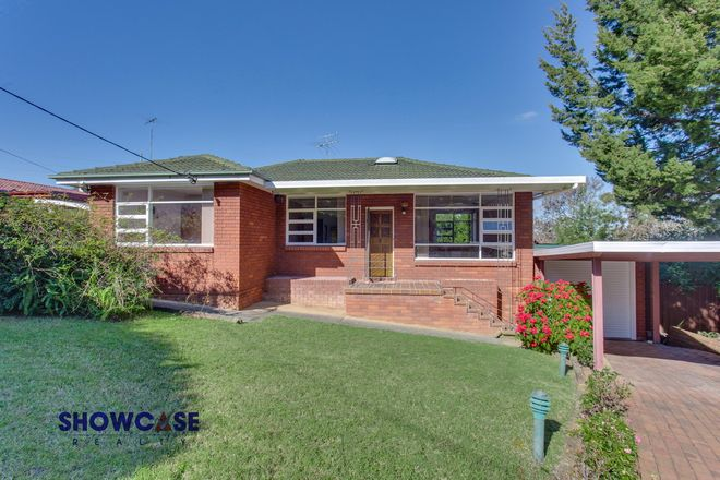4 Clover Cl, CARLINGFORD NSW 2118