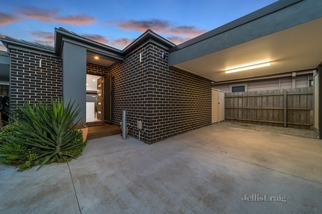 Picture of 3/18 Kent Road, PASCOE VALE VIC 3044