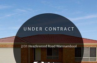 Picture of 2/31 Heazlewood Road, Warrnambool VIC 3280