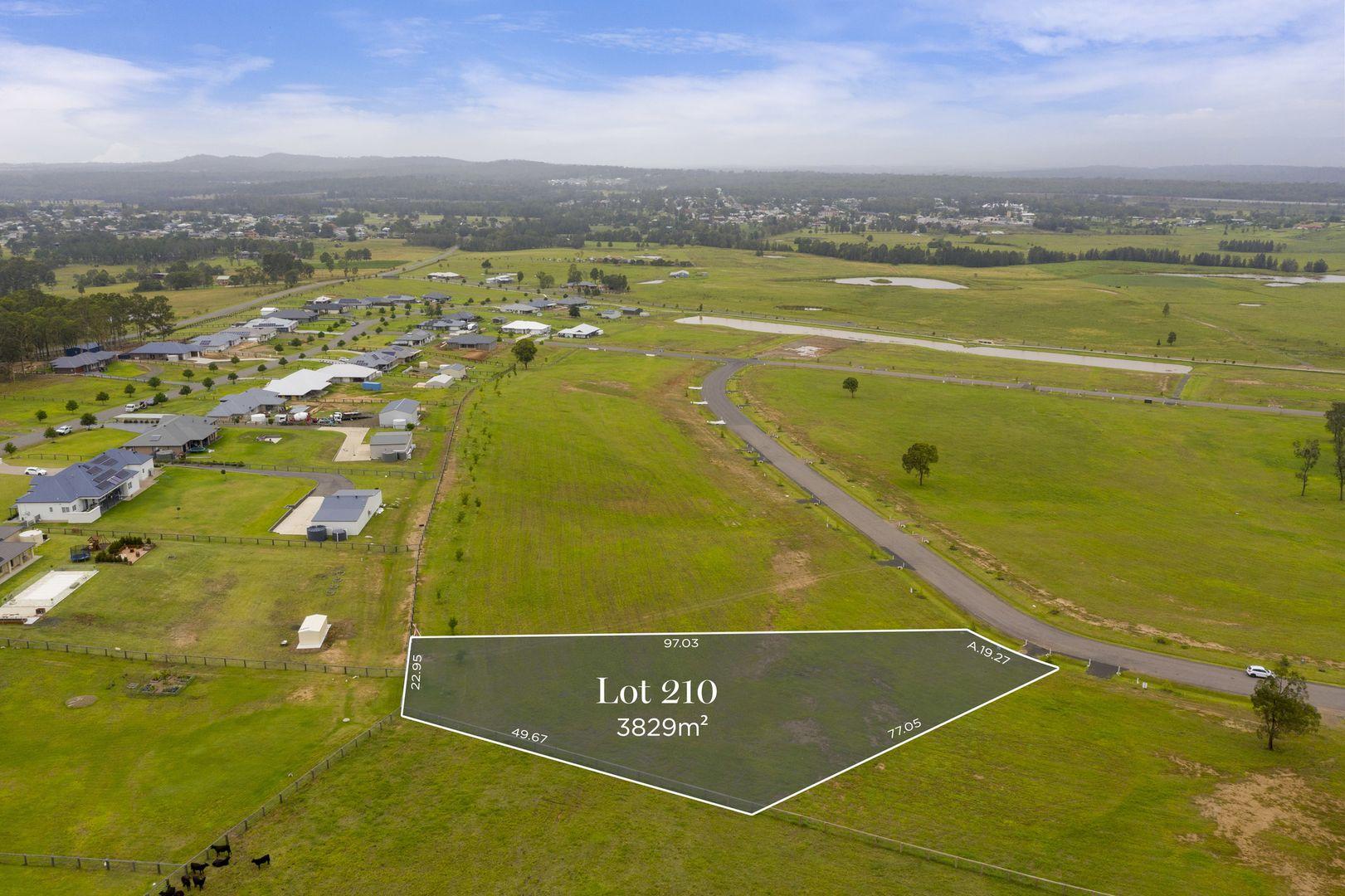 Lot 210 Pin Oak Circuit, Branxton NSW 2335, Image 0