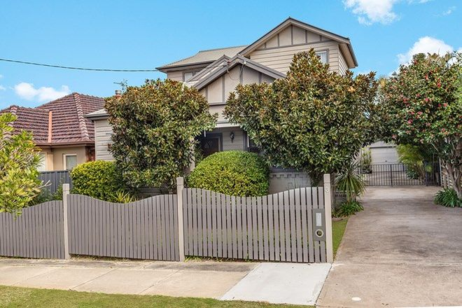 Picture of 3 Kemp Street, THE JUNCTION NSW 2291