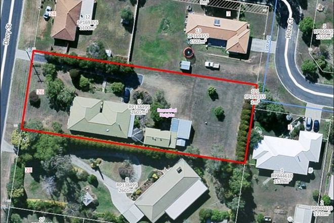Picture of 26 Diery Street, ROSENTHAL HEIGHTS QLD 4370